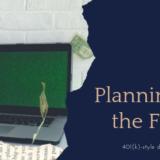 401(k)-style defined-contribution retirement plans