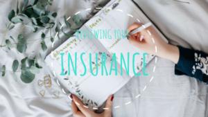 保険の見直しのタイミング