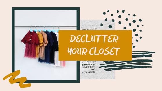 declutter your closet (1)