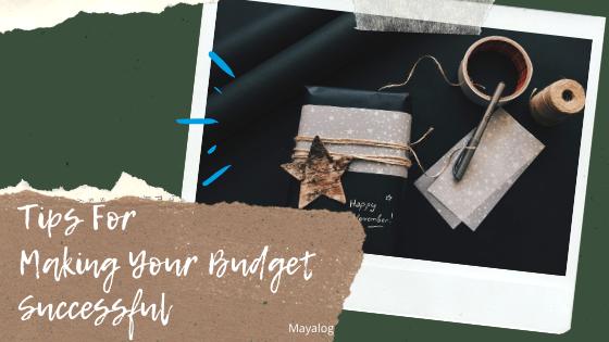 生活費の内訳の予算を組むコツと注意点