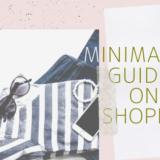 ミニマリストの服のネット通販のコツと注意点