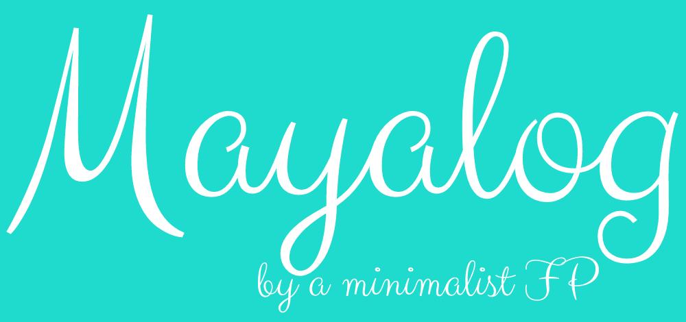 ミニマリストFPのMayalog
