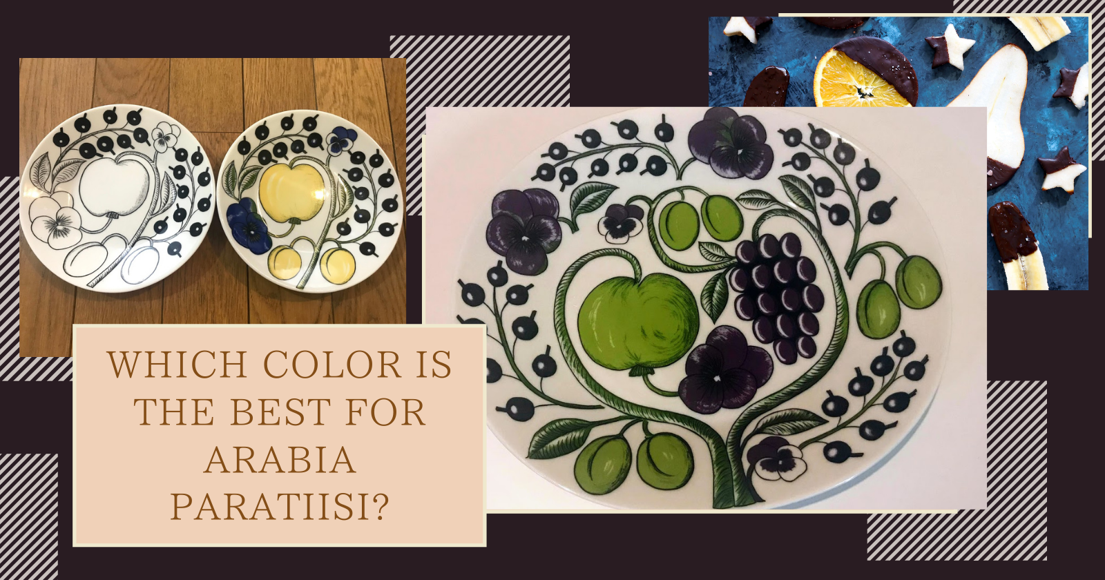 which color is the best for Arabia PARATIISI